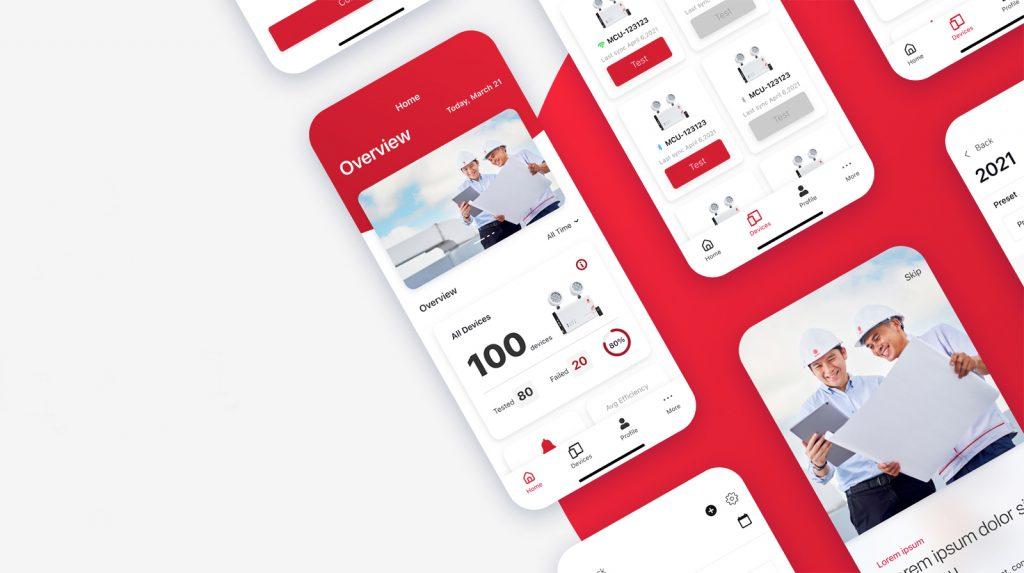 Sunny : Mobile Application UI Design